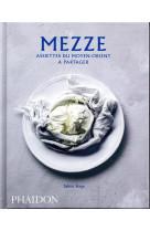 Mezze - assiettes du moyent-orient a partager
