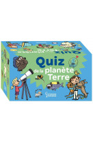 Quiz de la planete terre