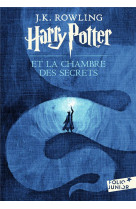 Harry potter - ii - harry potter et la chambre des secrets