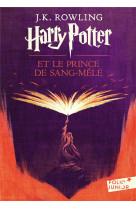 Harry potter - vi - harry potter et le prince de sang-mele