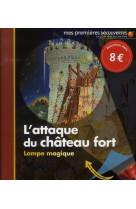 Lampe magique - t01 - l-attaque du chateau fort