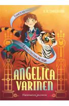 Angelica varinen - t04 - la malediction du tigre - enquete n  4