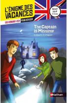 L-enigme des vacances de la 5e a la 4e the captain is missing !