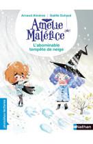 Amelie malefice - l-abominable tempete de neige