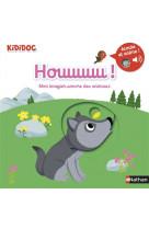Houhou mon imagier sonore des animaux - vol02
