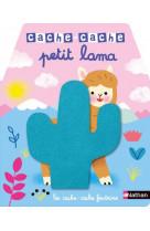 Cache cache petit lama