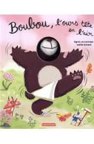 Boubou, l-ours tete en l-air
