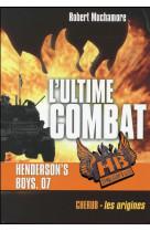 Henderson-s boys - t07 - henderson-s boys - l-ultime combat
