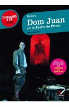 Dom juan - suivi d-un parcours sur le mythe de don juan