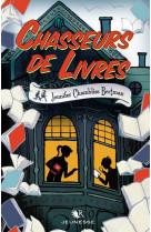 Chasseurs de livres - tome 1 - vol01