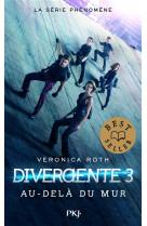 Divergente - tome 3 au-dela du mur - vol03