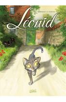 Leonid, les aventures d-un chat t01 - les deux albinos