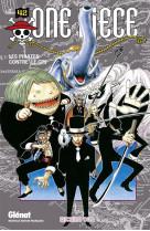 One piece - edition originale - tome 42 - les pirates contre le cp9