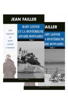 46/47 - la mysterieuse affaire bonnadieu (mary lester)