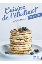 Petit livre de - cuisine de l-etudiant, 140 recettes