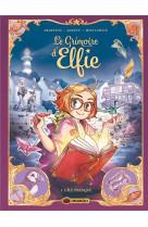 Le grimoire d-elfie - t01 - le grimoire d-elfie - vol. 01 - histoire complete - l-ile presque