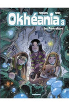 Okheania - tome 3 - les profondeurs