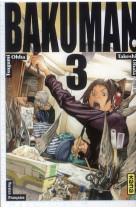 Bakuman - tome 3