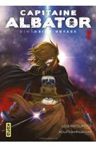 Capitaine albator dimension voyage - tome 2