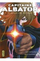 Capitaine albator dimension voyage - tome 3