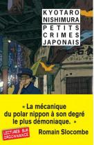 Petits crimes japonais_1ere ed