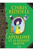 Apolline, tome 04 - apolline et le renard mauve