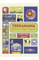 Terramania - notre planete vue comme une maison
