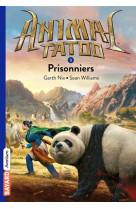 Animal tatoo poche saison 1, tome 03 - prisonniers