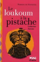 Le loukoum a la pistache
