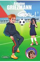 Goal ! - tome 3 l-avenir au bout du pied - vol03