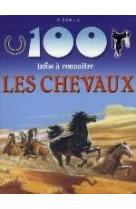 100 infos a connaitre/les chevaux