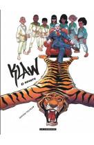 Klaw - tome 8 - riposte (nouveaute)