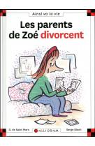 Les parents de zoe divorcent - tome 5 - vol05