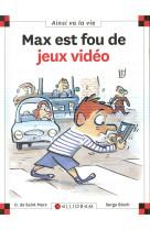 Max est fou de jeux video - tome 8 - vol08