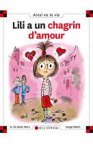Lili a un chagrin d-amour - tome 83 - vol83