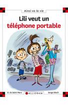 Lili veut un telephone portable - tome 94 - vol94