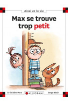 Max se trouve trop petit - tome 111