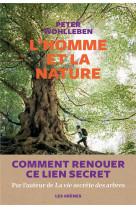 L-homme et la nature