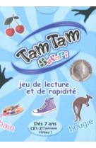 Tam tam -  safari ce1 niveau 1 - jouet