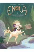 Enola et les animaux fantastiques - tome 2 - la licorne qui depassait les bornes