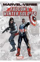 Marvel-verse  -  falcon et winter soldier