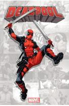 Deadpool  -  marvel-verse