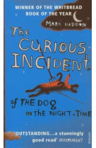 The curious incident of the dog in the night