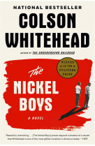 The nickel boys -pulitzer prize for fiction 2020)