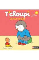 T-choupi va sur le pot - vol33