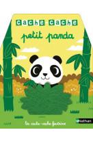 Cache-cache petit panda