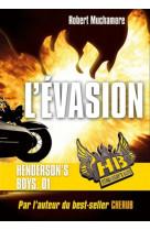 Henderson-s boys - t01 - henderson-s boys - l-evasion