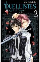Duellistes, knight flower - duellistes, knight of flower - tome 2 - vol02