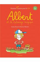 Albert - t01 - albert et le tatouage magique