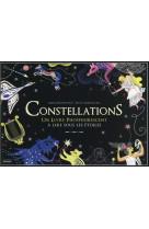 Constellations. un livre phosphorescent a lire sous les etoiles